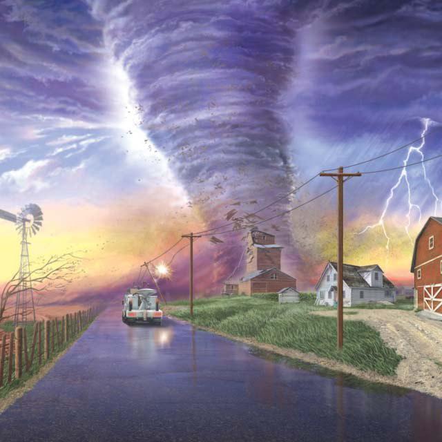 Встречайте новый трейлер игры «По следу торнадо»!