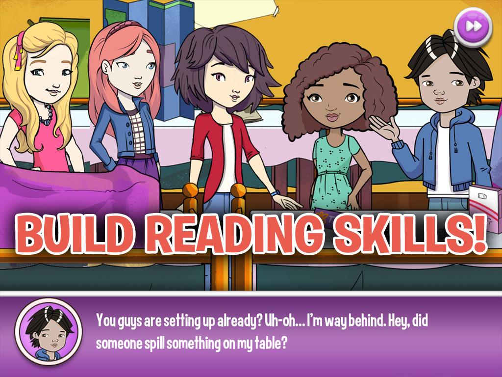 Развивай навыки чтения!