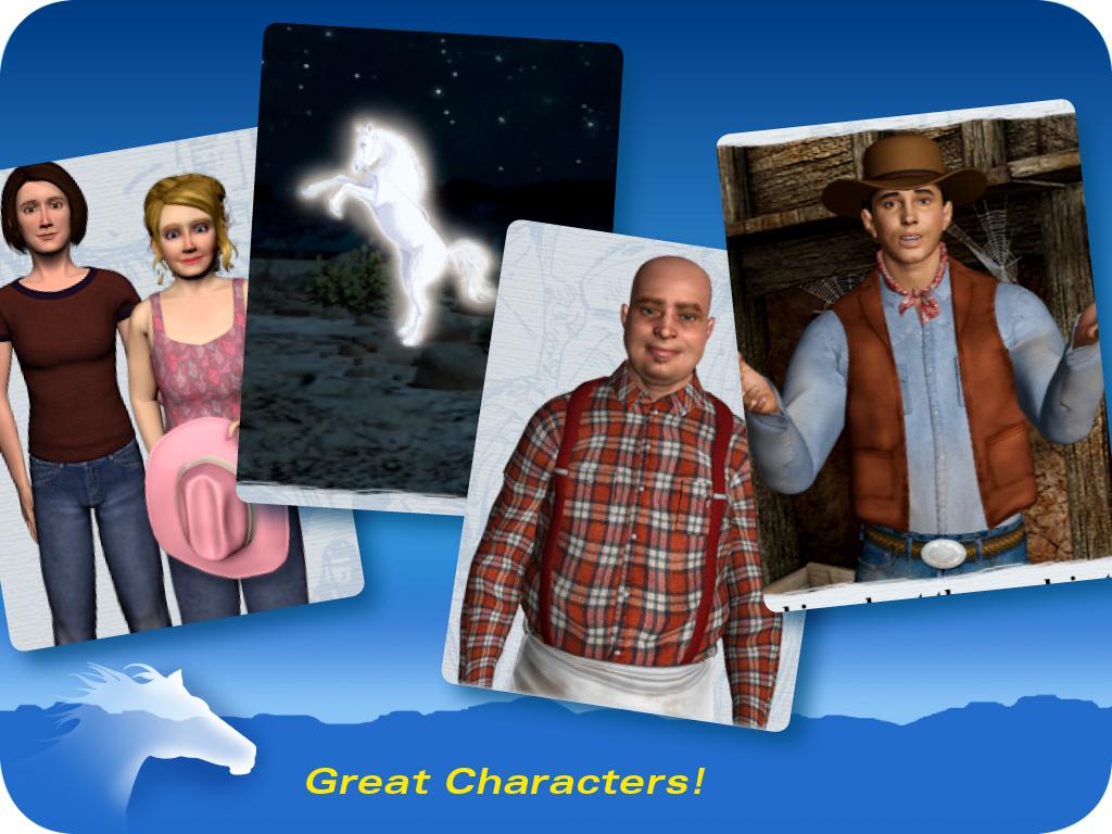Великолепные персонажи!